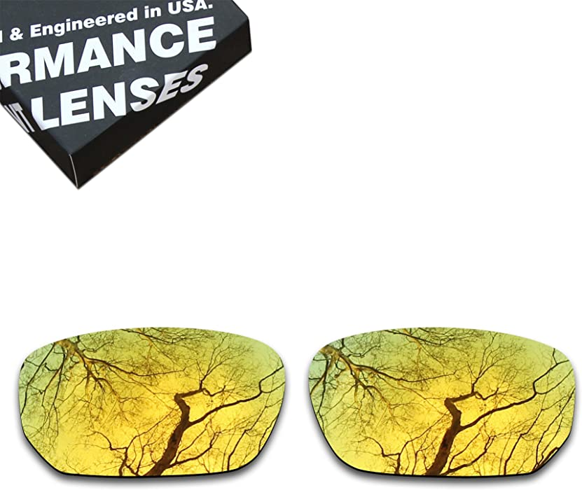 890444d1c78 Amazon.com  ToughAsNails Polarized Lens Replacement for Oakley Style Switch  OO9194 Sunglass - More Options  Clothing