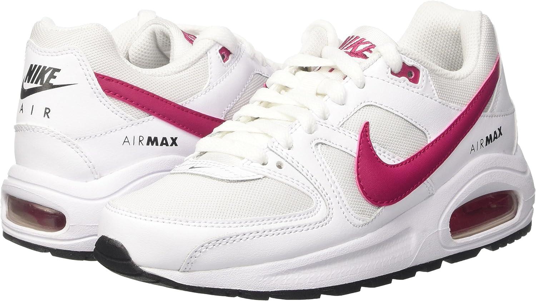 Nike Air Max Command Flex GS, Chaussures de Course Femme