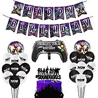 Artículos de Fiestas Decorativos de Videojuegos para Fanáticos