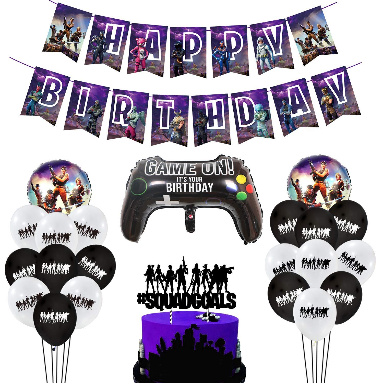 Artículos de Fiestas Decorativos de Videojuegos para ...