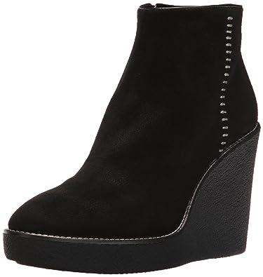 Aquatalia Women's Vena Pebbled Suede Boot