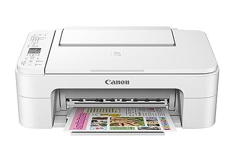 Amazon.com: Canon TS3120 - Impresora inalámbrica todo en uno ...