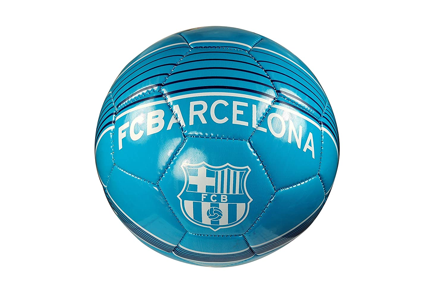FC Barcelona Authentic Official Licensedサッカーボールサイズ4 – 01 – 4 B0765P9BWP