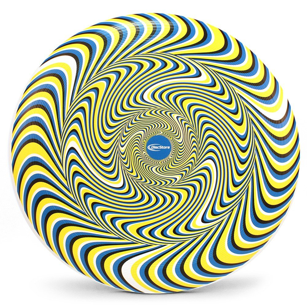 Discraft 175g Supercolor Mesmerizing Swirl Ultra Star by Disc Store