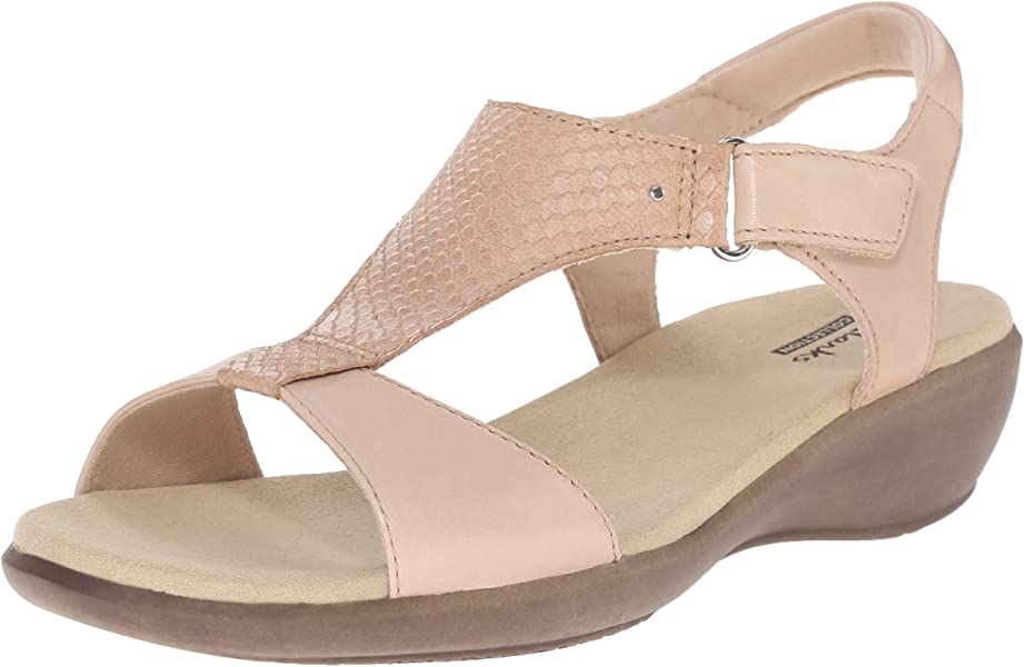 610c83ef1da0 Clarks Women s Roza Pine Dress Sandal
