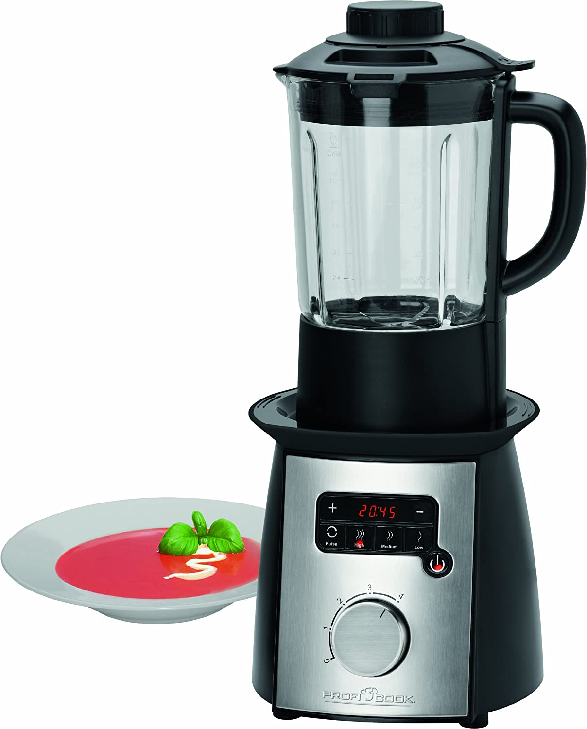 Profi Cook PC-MCM 1024 Multi Cook - Batidora de vaso: Amazon.es: Hogar