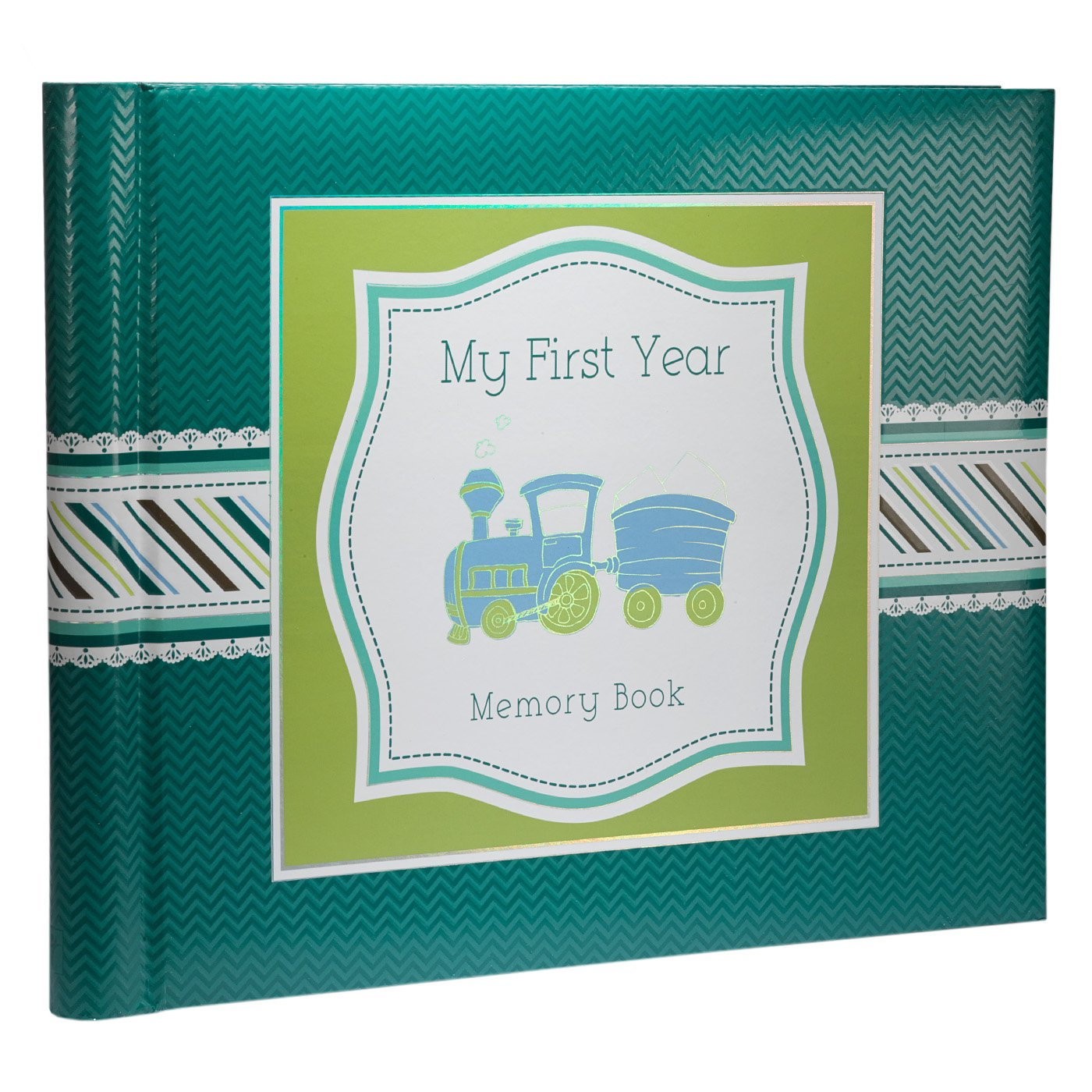 my first year photo album
