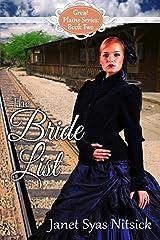 The Bride List (Great Plains Book 2) Kindle Edition