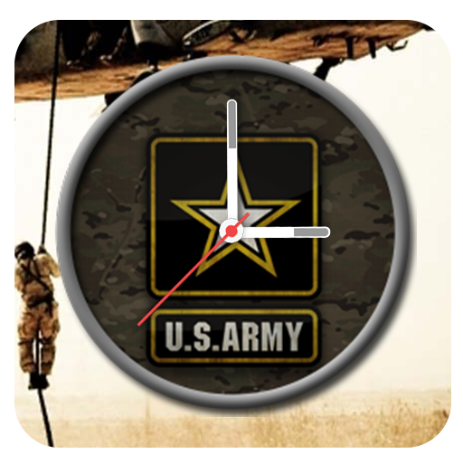 Us Army Clock Live Wallpaper Amazones Appstore Para Android