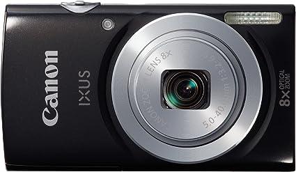 Canon Ixus 145 Digitalkamera 2 7 Zoll Schwarz Kamera