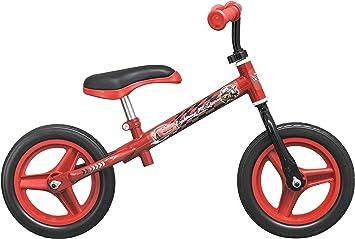 TOIMSA – Bicicleta sin Pedales para niños bajo Licencia Cars 10 ...