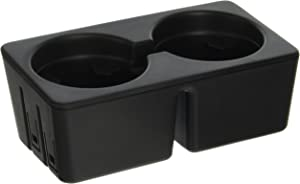General Motors GM Accessories 19154712 Floor Console Cup Holder in Ebony