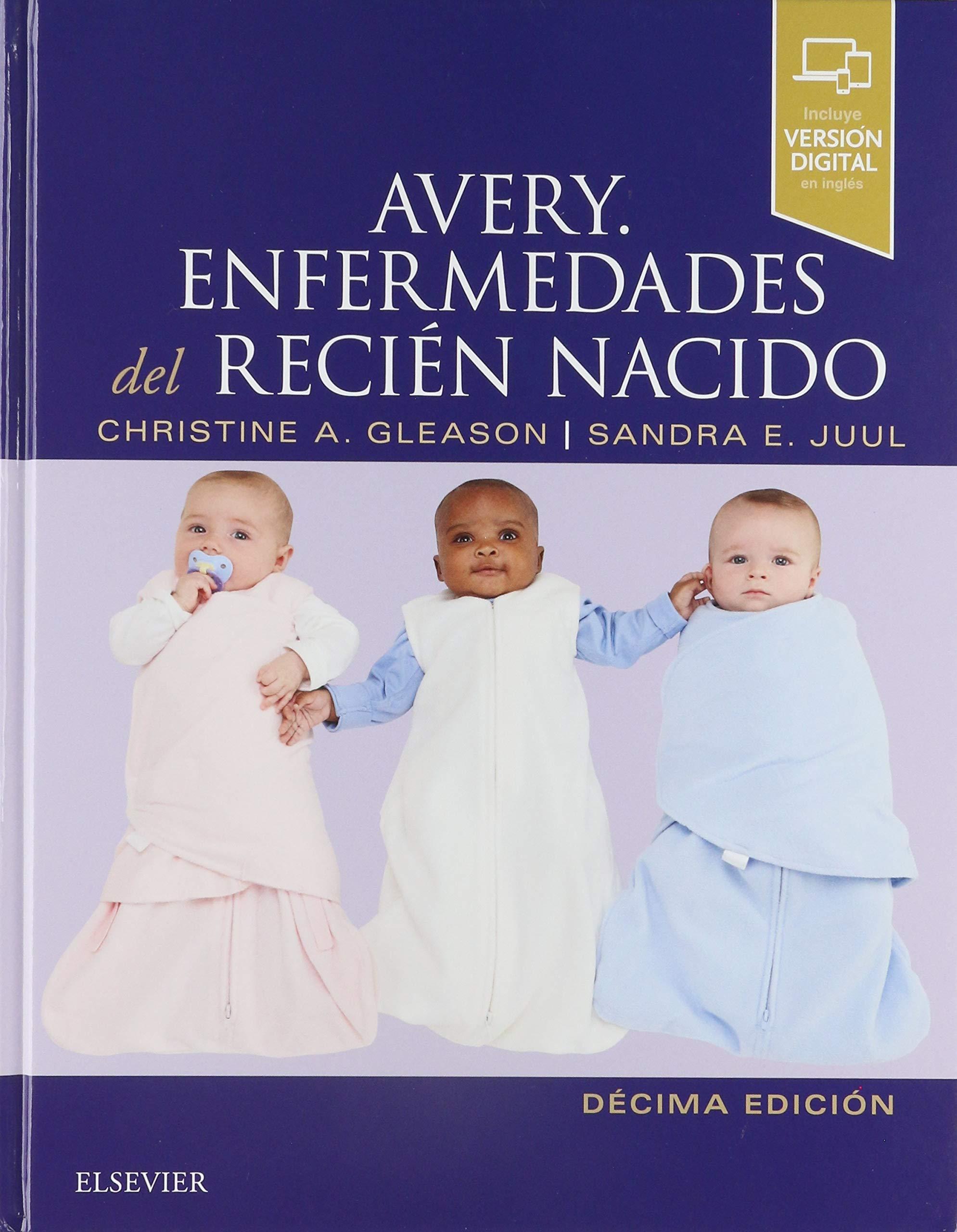 Avery. Enfermedades del recién nacido - 10ª edición: Amazon.es ...