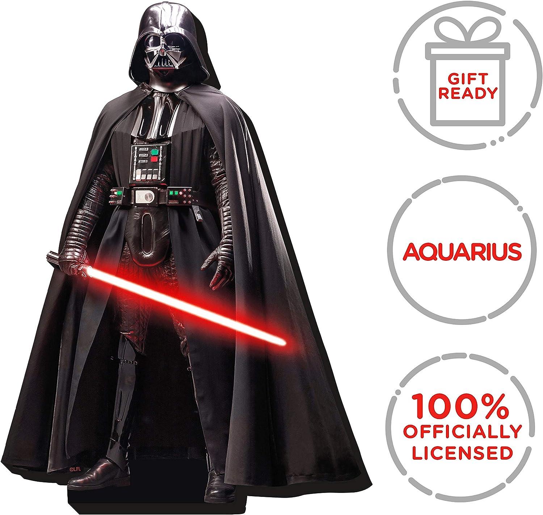 Star Wars Darth Vader Resin Refrigerator Geek Magnet with Alcohol Ink