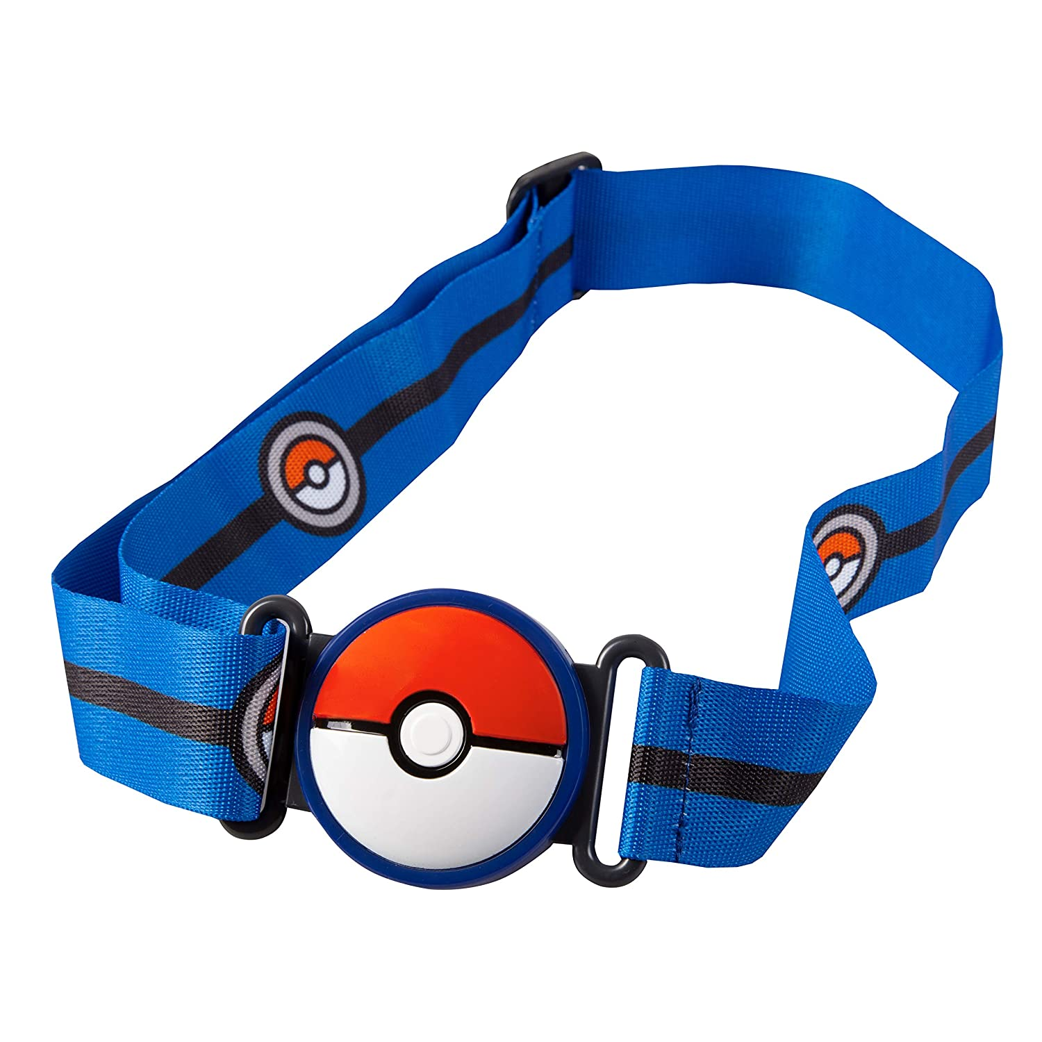 PoK?MoN Clip 'N' Go Belt Set with 3 Pok? Balls & 2 Figures - Includes Pikachu and Cubone Figure - Holds Up to 6 Pokeballs - Ages 4 +