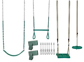 Amazon Com Swingan Diy Swing Set Kit All Assembly Hardware