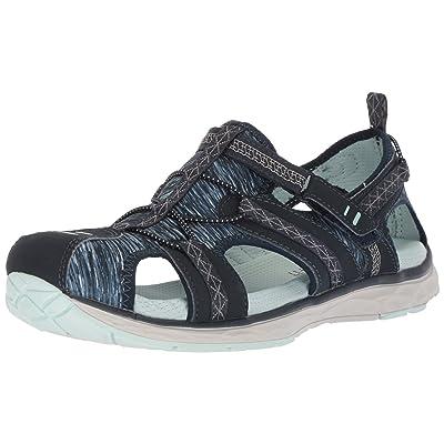 Dr. Scholl's Shoes Women's Archie Sport Sandal, Navy Nubuck, 8 M US | Sport Sandals & Slides