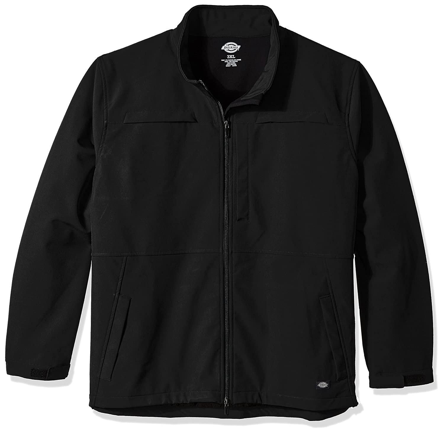 Dickies Men's Tactical Softshell Jacket Big Dickies Men's Sportswear LJ540 Big