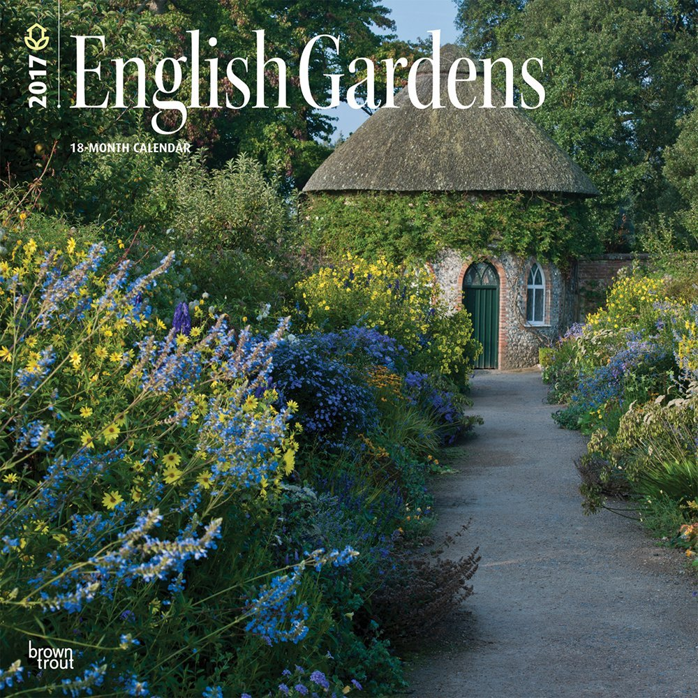 English Gardens 2017 Wall  Square Wall