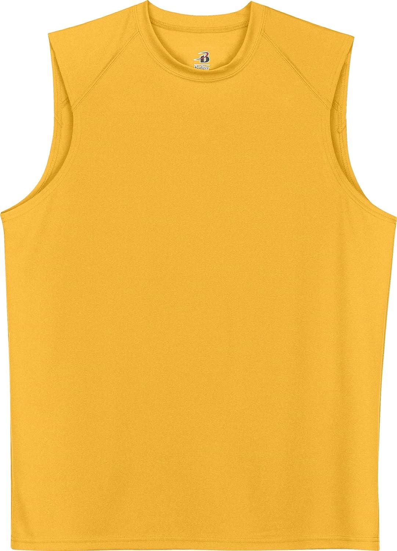 7dbf6df8d32c0 Amazon.com  Badger - B-Dry Sleeveless T-Shirt - 4130  Clothing