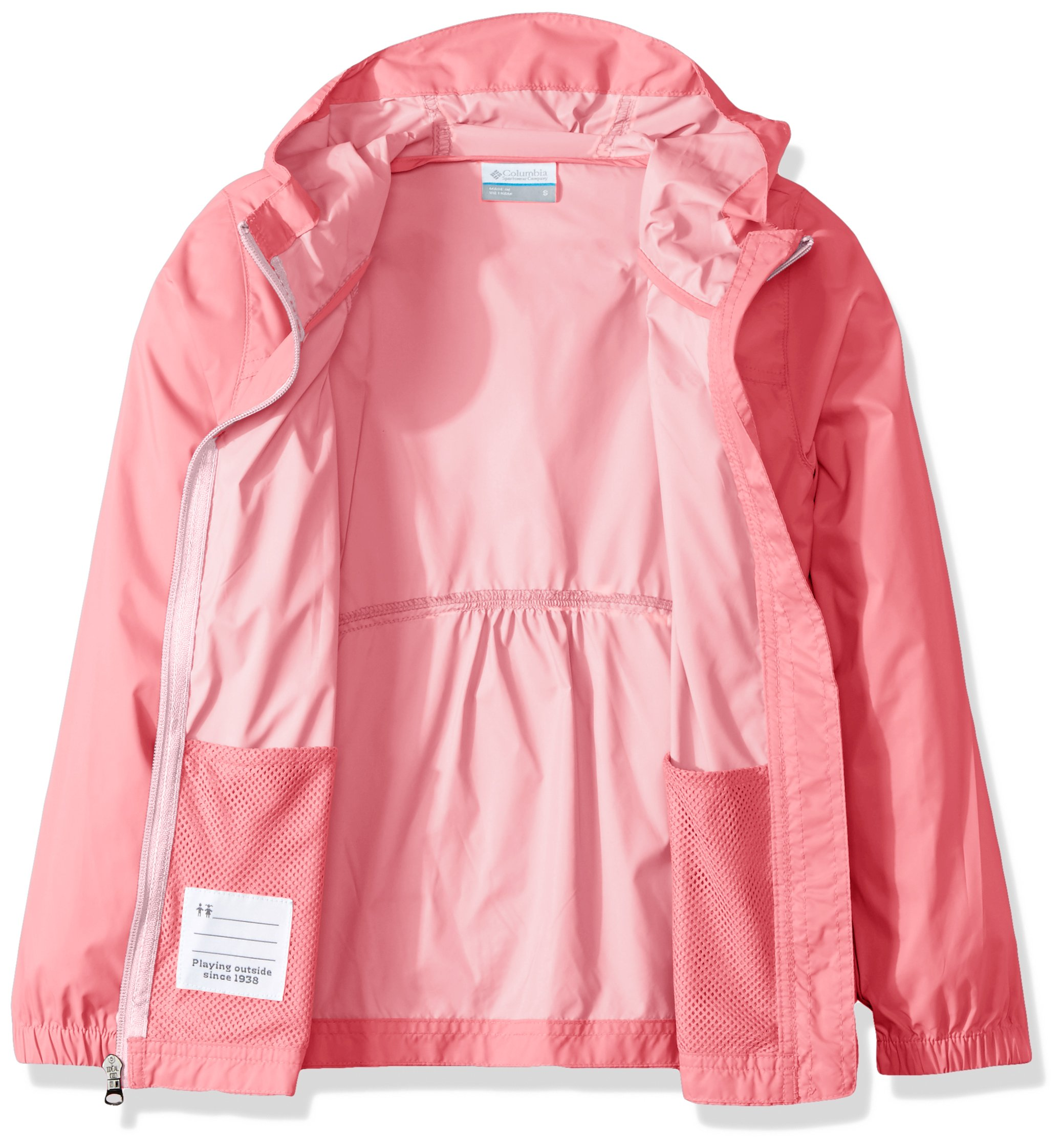 6c4cad256 Columbia Girls' Switchback Rain Jacket < Rain Wear < Clothing, Shoes &  Jewelry - tibs