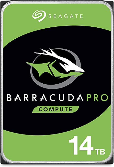 Seagate Barracuda Pro, ST14000DMZ01 - Disco Duro Interno de 3,5 ...