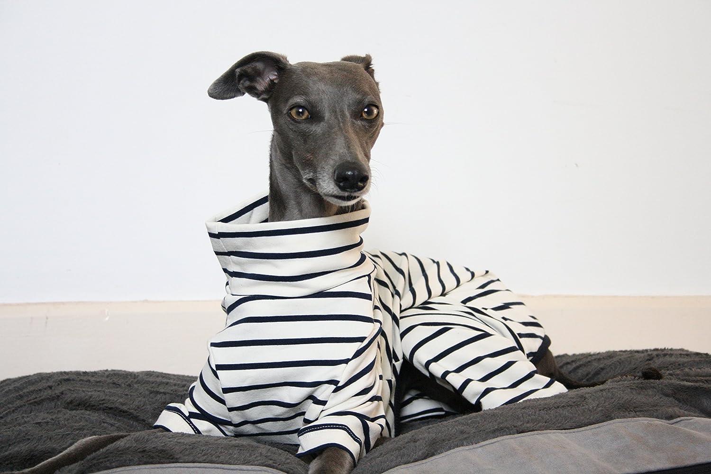 Pijama a rayas para Galgo