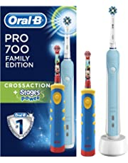 Braun Oral-B Family Edition Mickey Mouse con Oral-B Pro 700 + Stages