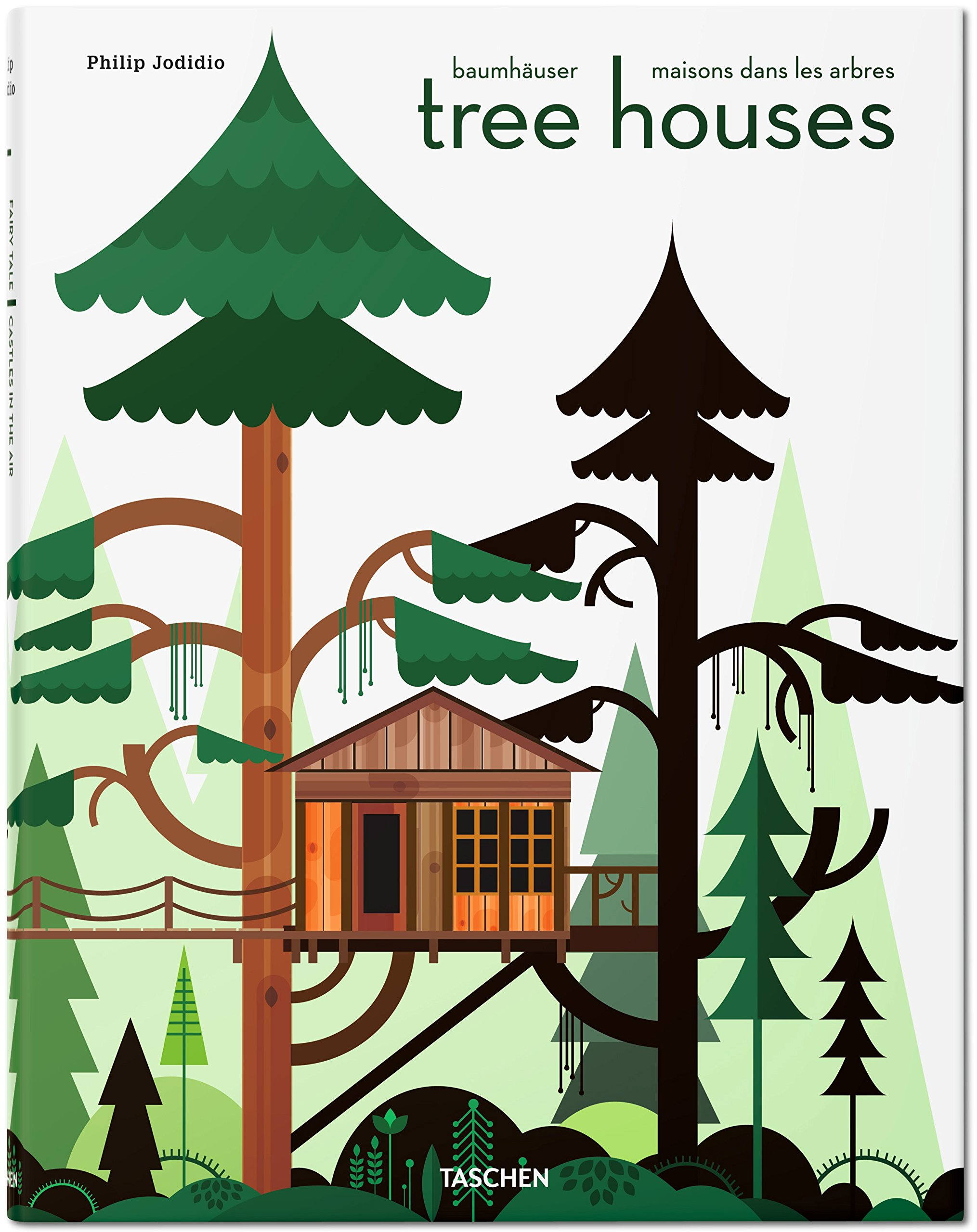 Tree Houses. Fairy Tale Castles in the Air: Amazon.es ...