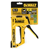 Dewalt DWHTTR510 5-in-1 Multi-Tacker Stapler and Brad Nailer Multi-Tool