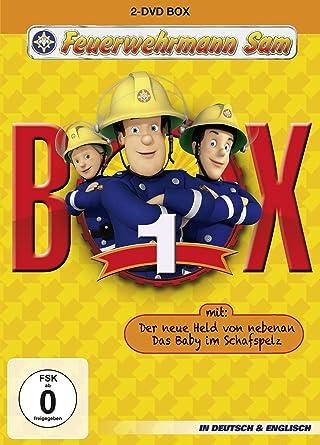 Amazoncom Feuerwehrmann Sam Box 1 Inklusive Der Neue Held