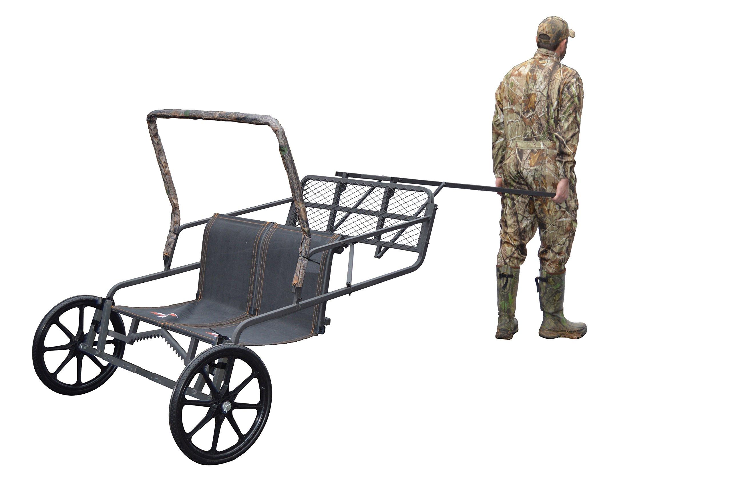 Universal Ladder Stand Wheel Kit - 20'' Wheels