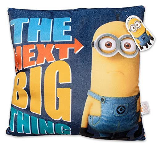 Cojín Despicable Me/Minions - The Next Big Thing: Amazon.es ...