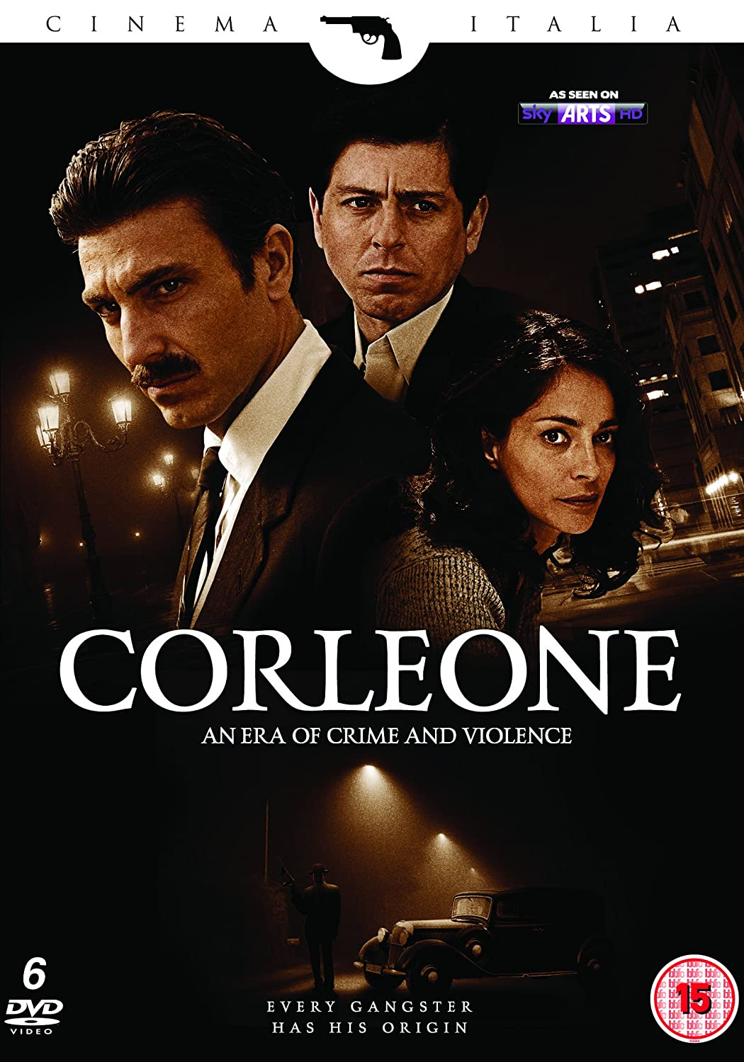 Corleone: Complete Series (UK DVD link)