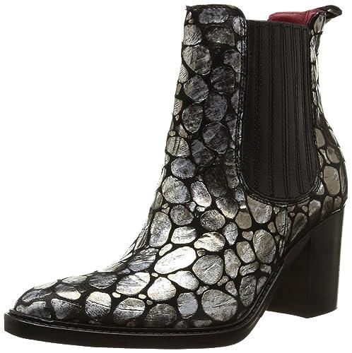 49887ab6ba Donna Piu Brigida 9644 - Botas para Mujer (Sauron Anthracite/Tequila Nero)  39: Amazon.es: Zapatos y complementos