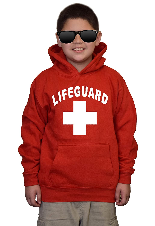 2757900dee33 Youth lifeguard red kids sweatshirt hoodie clothing jpg 1030x1500 California  lifeguard sweater