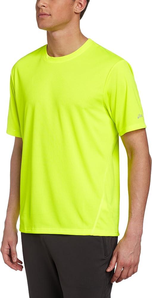 ASICS Men's Core Short Sleeve Shirt