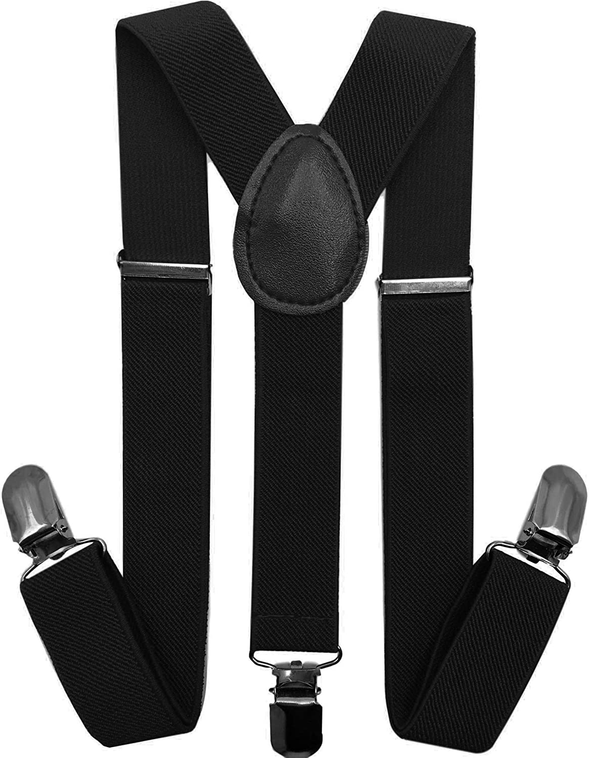 Ship from USA NEW Elastic Suspender and Bow Tie Sets for Boys Girls Kids