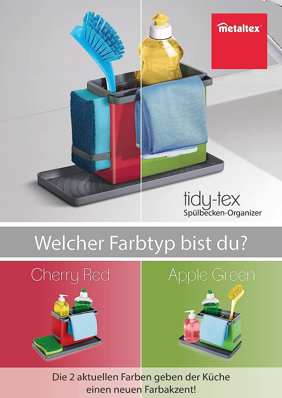 Spülbecken-Organizer ca Tidytex metaltex 24 x 13 x 14 cm