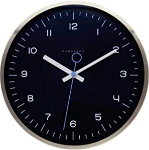"""Marksson Crosby Clock 12"""" Wall Clock 