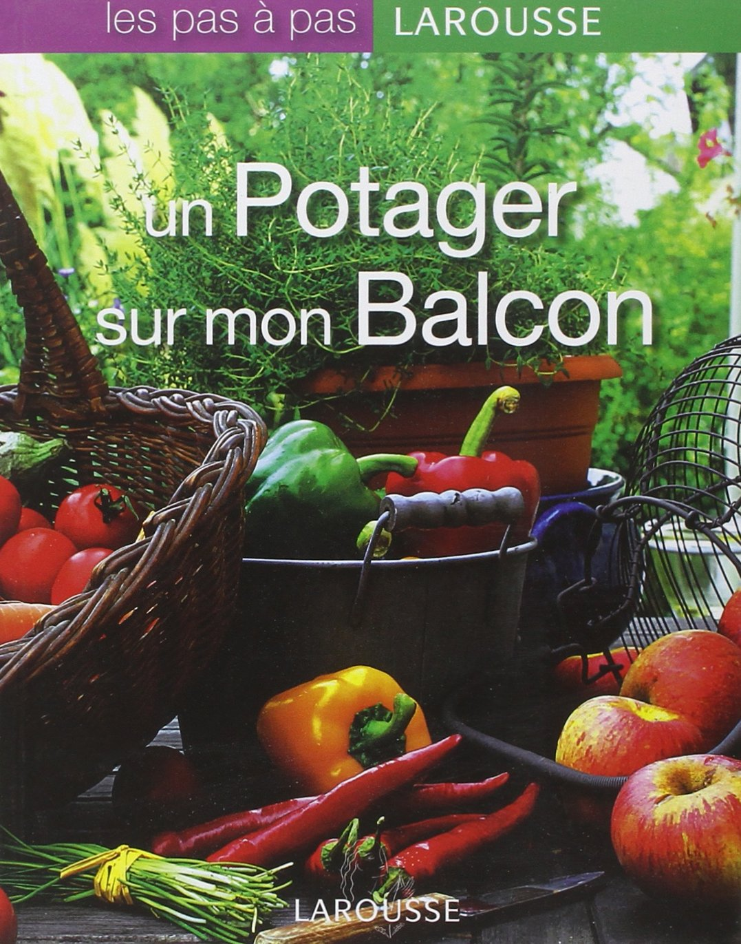 Amazon Fr Un Potager Sur Mon Balcon Philippe Asseray Livres