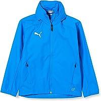 PUMA Liga Training Rain Jacket Jr Chaqueta Unisex niños