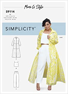 product image for SIMPLICITY CREATIVE CORP Simplicity Pattern 6-8-10-12, Various