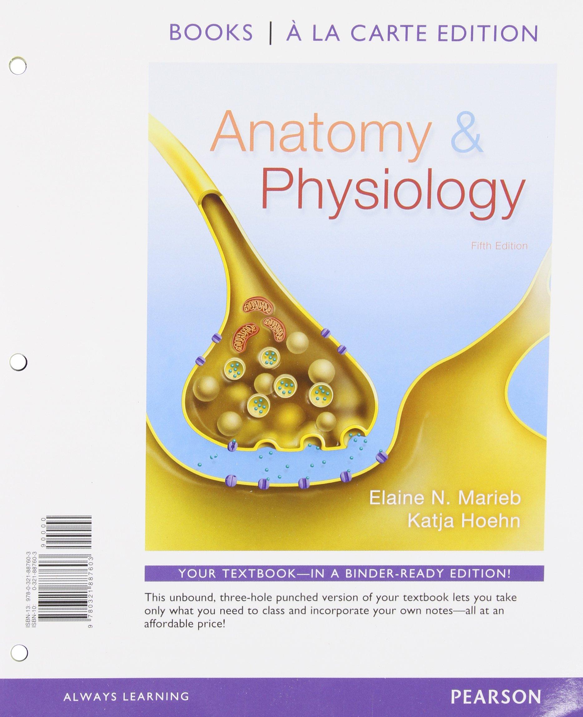 Anatomy & Physiology, Books a la Carte Edition 5th Edition: Amazon ...