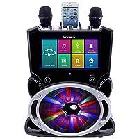 Deals on Karaoke USA WK849 Complete Wi-Fi Bluetooth Karaoke Machine