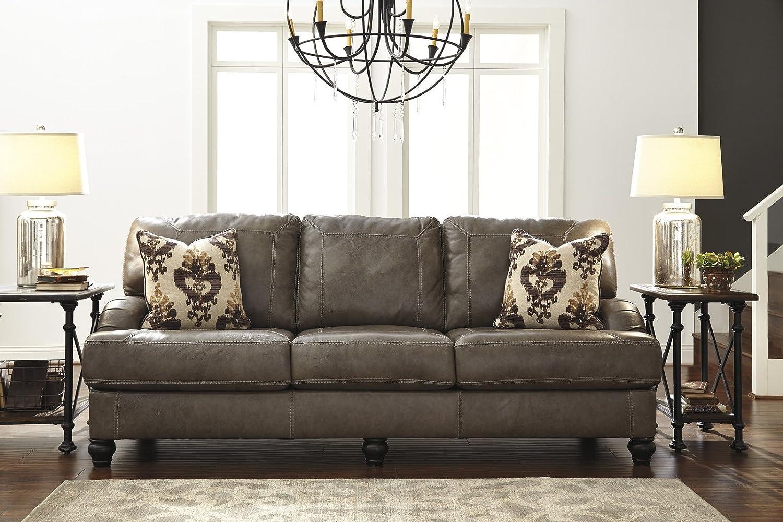 . Amazon com  Ashley Furniture Kannerdy Sofa in Quarry  Kitchen   Dining