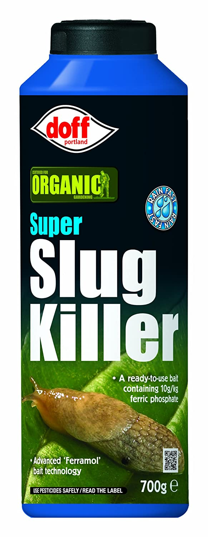 Doff 700g Organic Super Slug Killer Doff Portland Ltd F-AG-700-DOF