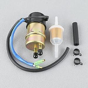 Amazon com: MOSTPLUS Fuel Pump For Kawasaki Mule 3000 3010