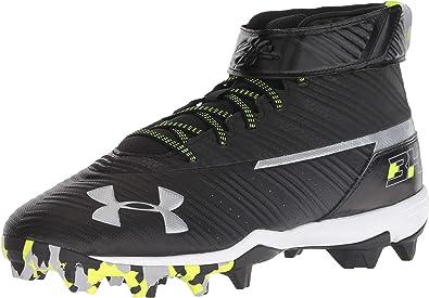 Under Armour Mens Harper 2 RM Baseball Shoe