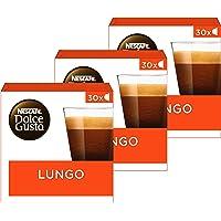 Nescafé Dolce Gusto capsules Lungo - voordeelverpakking - 90 koffiecups - geschikt voor 90 koppen koffie - Dolce Gusto…